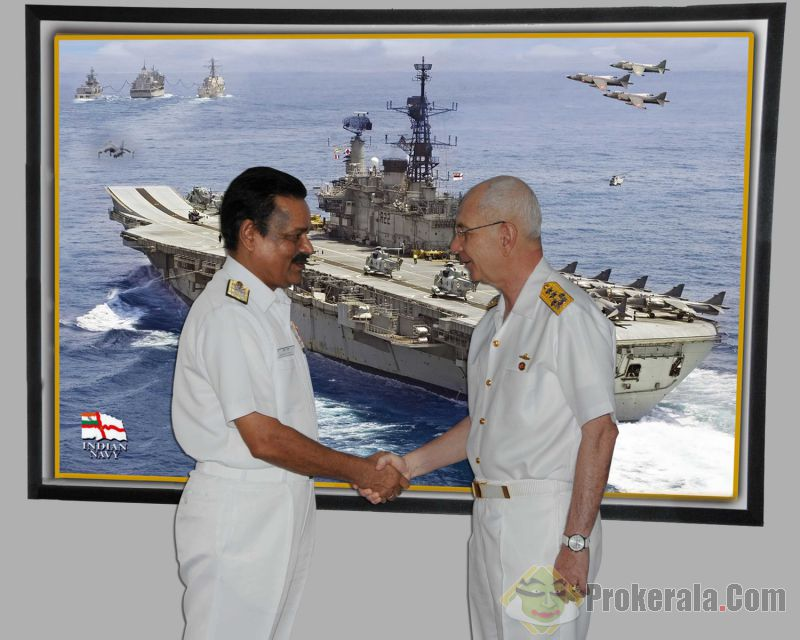 Adm Bilgel in India