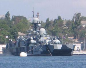 Bora Class Guided Missile Corvette Samum. Photo: Wikipedia
