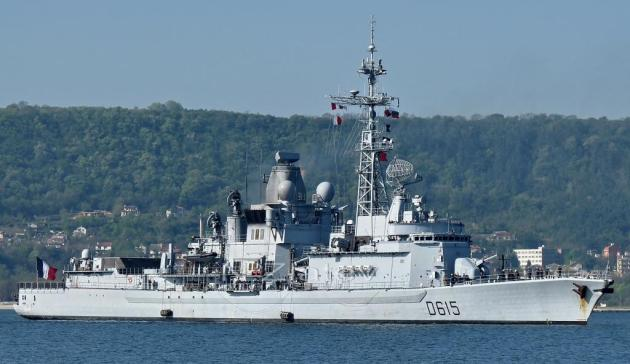 D-615 FS Jean Bart in Varna.  Photo Nikolay Zvet. Used with permission.
