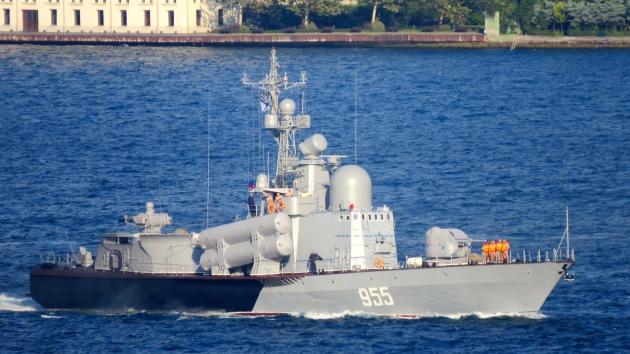 955 R 60 BURYA,Tarantul Class