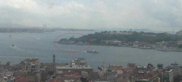 SNMCMG-2 In Istanbul