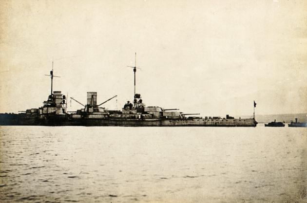 TCG Yavuz