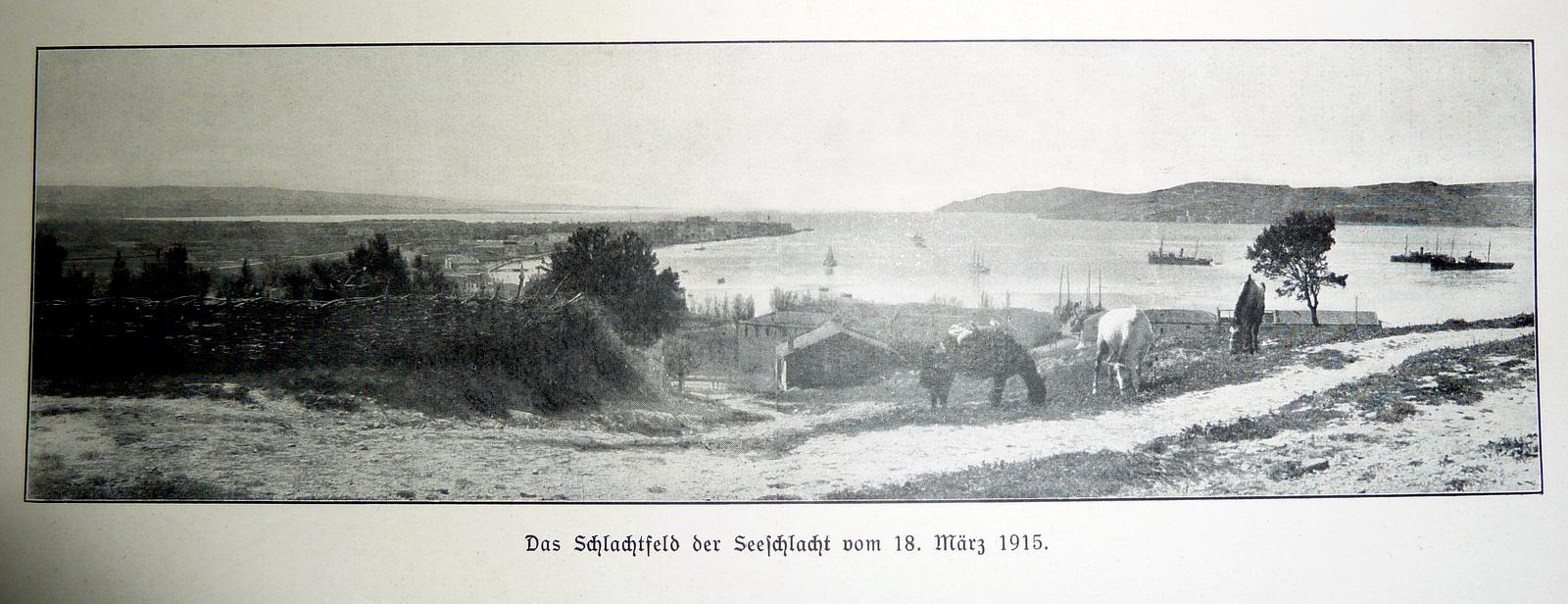 dardanel battle 1915 ile ilgili görsel sonucu
