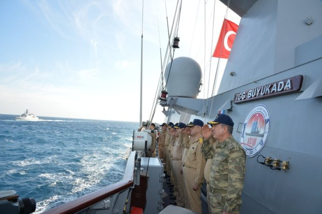Photo: Official Turkish Armed Forces Photo