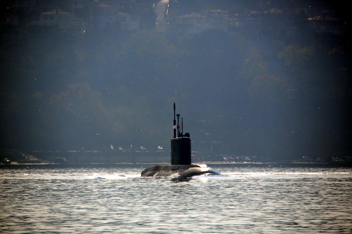 российская подводная лодка всплыла у берегов сша 2014