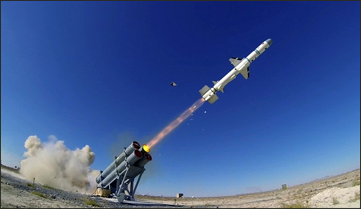 Tests of the Turkish anti-ship missile Atmaca 75